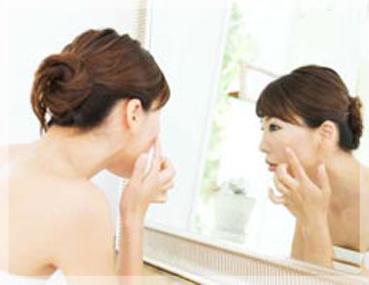 肌は内臓の鏡ストレスがなく内臓が丈夫で腸がキレイだと肌は美しい。